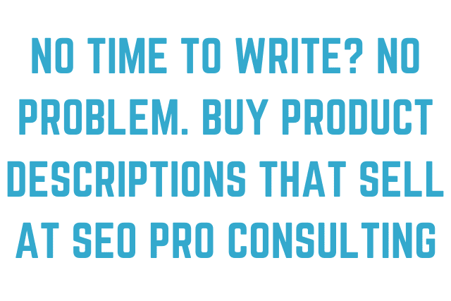 blog post image about how to write product descriptions that sell