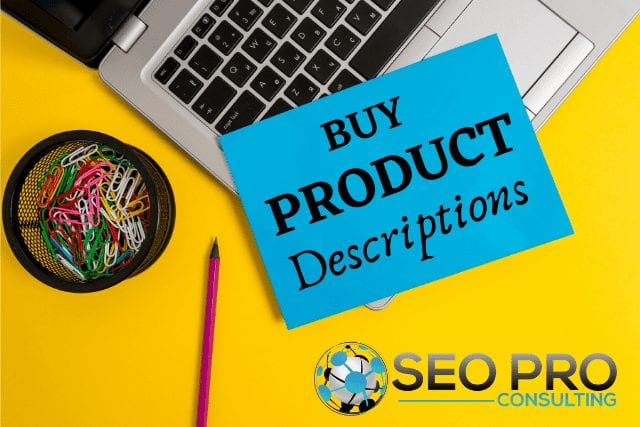 picture to buy product descriptions page