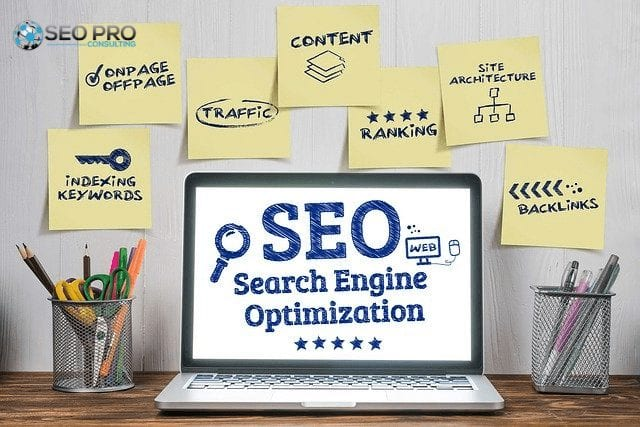 SEO and Digital Marketing Service Page product/ service image