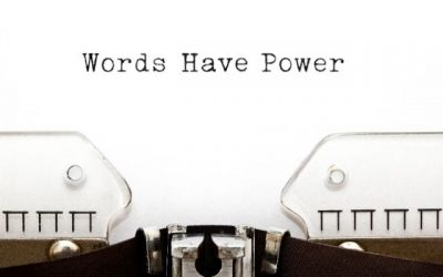 Feature image for blog post about using power words in meta titles