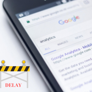 news blog image google delays mobile-first index rollout